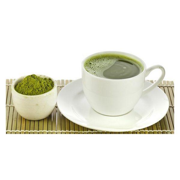 תה מאצ'ה אורגני
