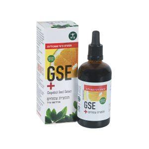תמצית צמחים GSE+